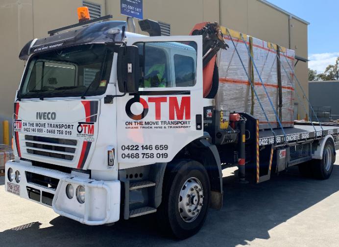 Leading Mobile Crane Truck Hire Company