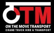 Crane Truck Hire And Transport Services – On The Move Transport