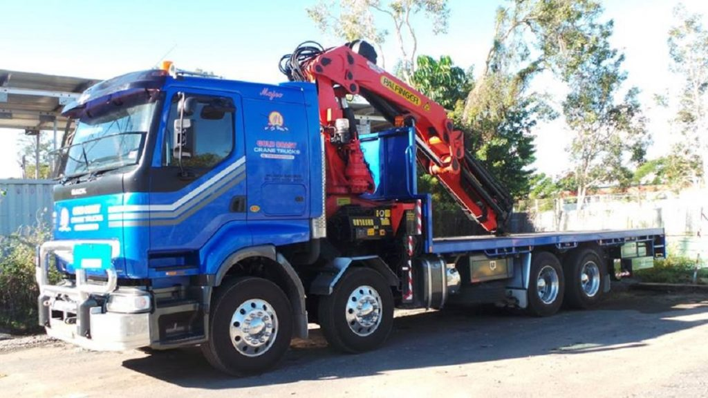 Crane Truck Hire - Give Us A Call Todat For A Free Quote