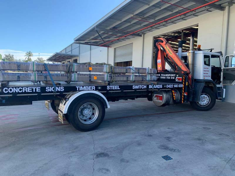 Package Deal for Crane Truck Hire in Brisbane