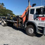 hire a crane truck in brisbane