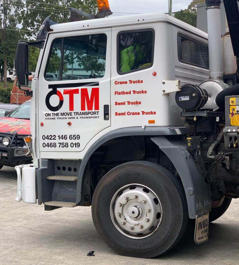 Safety Measure for Crane Truck Hire Service