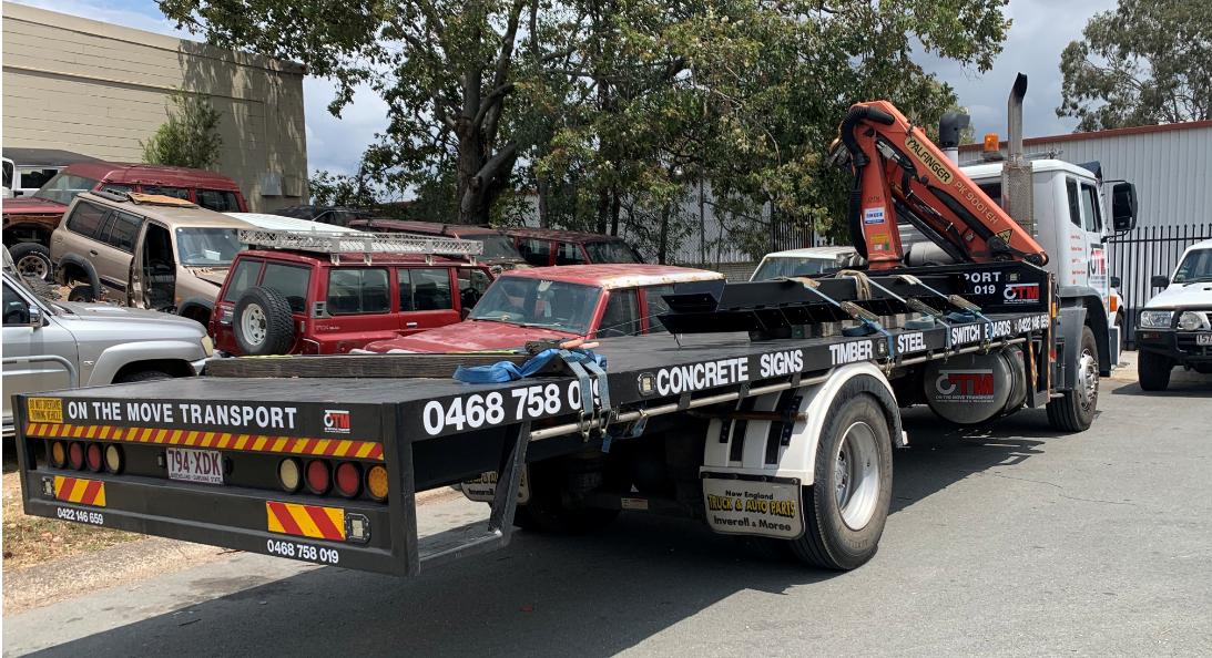 Premium Crane Trucks & Transport Services