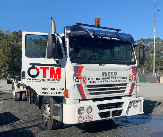 Benefits of Getting Crane Truck Hire Services