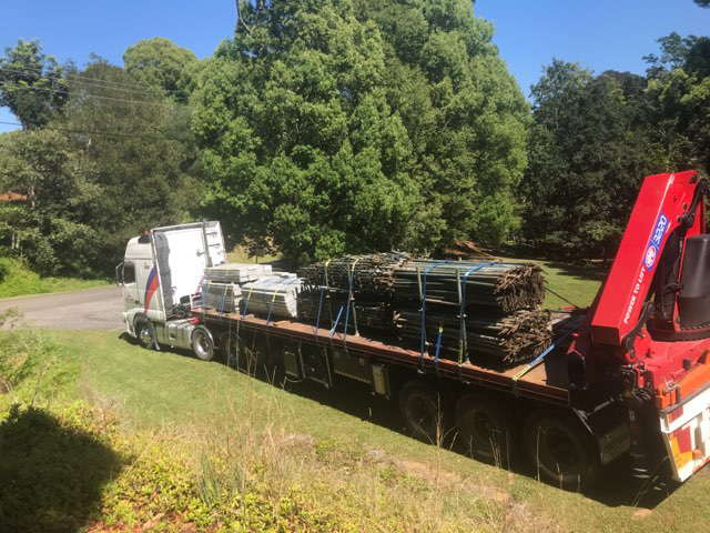Reliable Crane Truck Hire Services