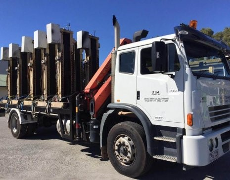 Specialized Crane Truck for Hire