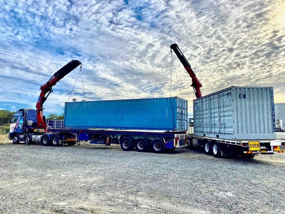 Professional Crane truck Hire in Gold Coast