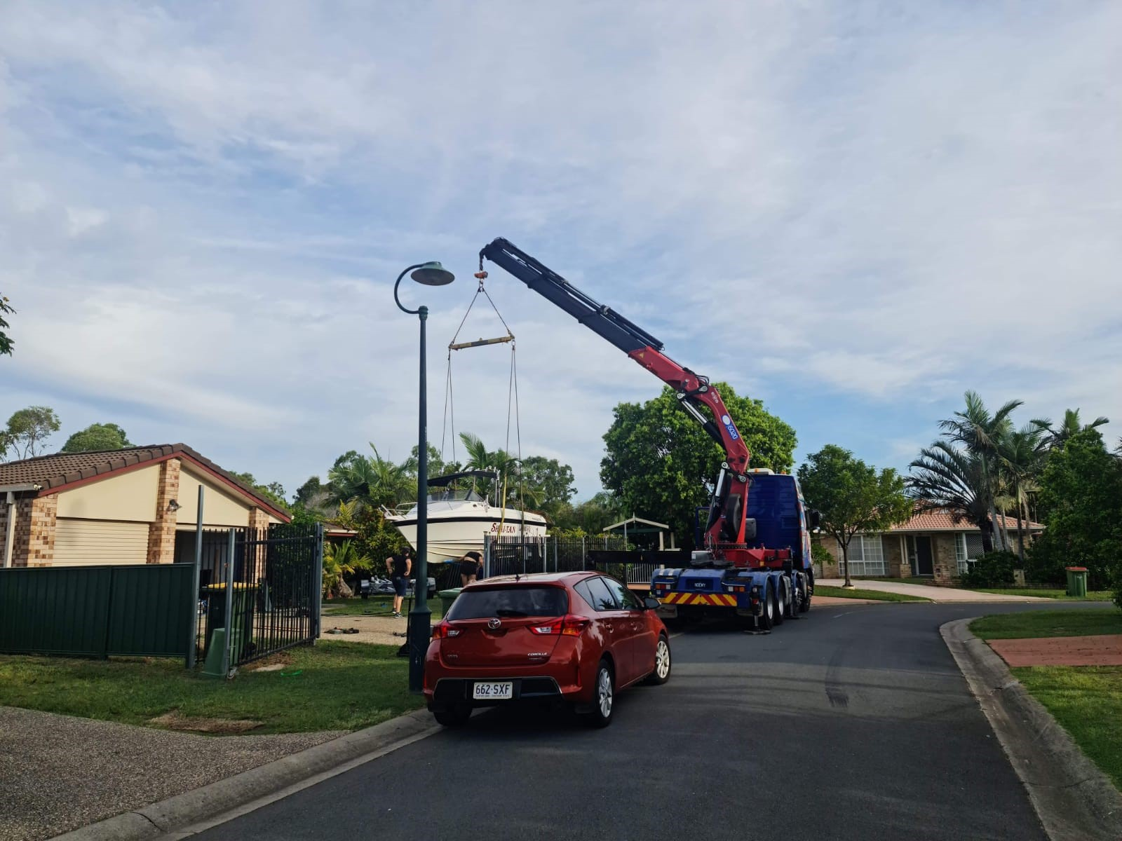 Safety Tips for Crane Truck Hire Rentals