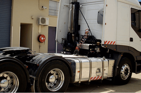 Fully serviced semi truck in Nerang, Gold Coast