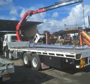 Our new addition to th fleet - Crane Truc Hire - Gold Coast And Brisbane